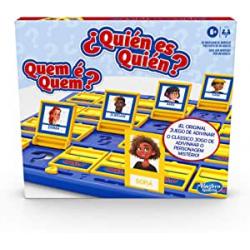 Chollo - Quién es Quién? | Hasbro Gaming C2124B09