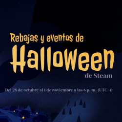 Chollo - Rebajas  de Halloween en Steam (2019)