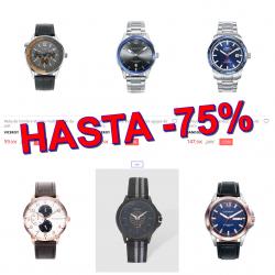 Chollo - Rebajas ECI hasta -75% en Relojes de Hombre