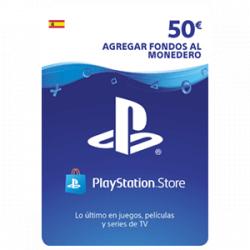 Chollo - Recarga de 50€ para la PlayStation Store de España