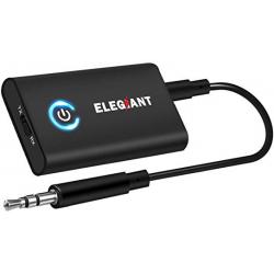 Chollo - Receptor Transmisor Bluetooth 5.0 Elegiant BTI-030