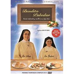 Recetario Monjas Bendito Paladar 1ª Temporada (DVD)