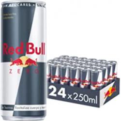 Chollo - Red Bull Zero Bebida energética Lata Pack 24x 250ml