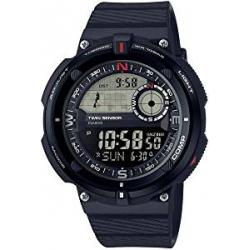 Chollo - Reloj Cronógrafo Casio Classic Travel World Time Compass SGW-600H