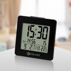 Chollo - Reloj Digoo DG-C2 con Alarma y Termómetro