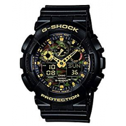 Reloj Casio G-Shock GA-100CF-1A9ER Camo Face