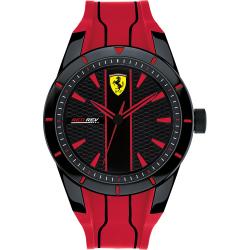 Chollo - Reloj Scuderia Ferrari Red Rev 0830539
