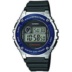 Chollo - Reloj unisex Casio W-216H-1AVEF