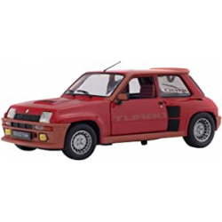 Chollo - Réplica Renault 5 TURBO 1984 Solido S1801302 (Escala 1:18)