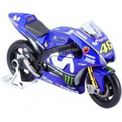 Chollo - Réplica Yamaha Valentino Rossi 2018 1:18 - Maisto 90665.012