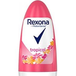 Rexona Tropical Antitranspirante Roll On 50ml