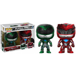 Chollo - Rita Repulsa y Zordon, Pack de 2 Funko POP! de Power Rangers