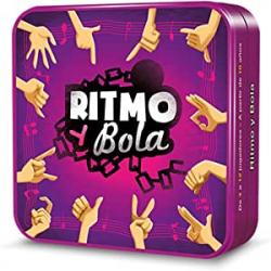 Chollo - Ritmo y Bola juego de cartas | Asmodee CGRI0001