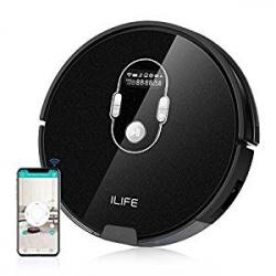 Robot Aspirador iLife A7 WiFi