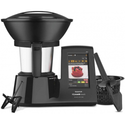 Chollo - Robot de cocina Taurus Mycook Touch Black Edition WiFi