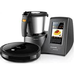 Chollo - Robot de Cocina Taurus Mycook Touch + Robot Aspirador Solac Lucid i10