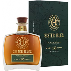 Chollo - Ron Sister Isles Aged 15 años St Kitts & Nevis 70cl
