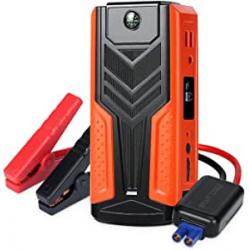 Chollo - Arrancador de baterías Awanfi C104 12V 1200A 18000mAh