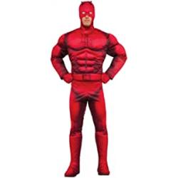 Chollo - Rubie's Official Marvel Daredevil Deluxe Adult Costume Disfraz hombre | 810667