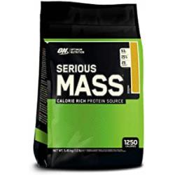 Chollo - Saco 5.45 Kg Optimum Nutrition Proteína On Serious Mass