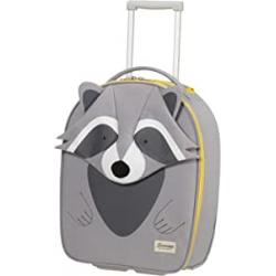 Chollo - Samsonite Happy Sammies Eco Raccoon Remy 45cm 23L Maleta Upright infantil (2 ruedas) | 132073-8735