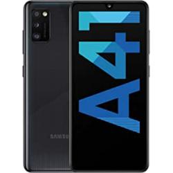 Chollo - Samsung Galaxy A41 Negro 4GB 64GB [Versión española] | SM-A415FZKDEUB