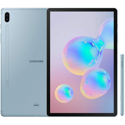 Chollo - Samsung Galaxy Tab S6 6GB 128GB 4G Blue Coral con S Pen Tablet de 10.5"
