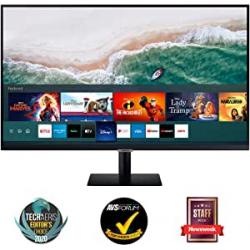 "Chollo - Samsung M5 Smart Monitor 27"" | LS27AM502NUXEN"