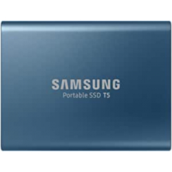 Chollo - Samsung SSD T5 Disco Duro Externo 500GB USB 3.1