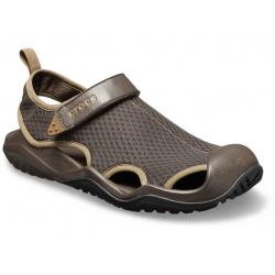 Chollo - Sandalias Crocs Swiftwater Mesh Deck Sandal