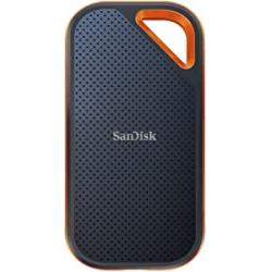 Chollo - SanDisk Extreme PRO Portable SSD V2 Disco duro 2TB | SDSSDE81-2T00-G25