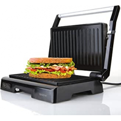 Chollo - Sandwichera Black+Decker BXGR1000E 1000W