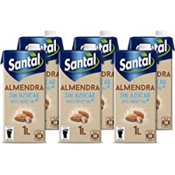 Chollo - Santal Almendra Pack 6x 1L