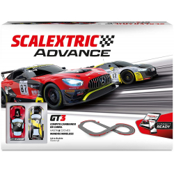 Chollo - Circuito Scalextric Advance GT3