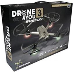 Chollo - Science4you Drone4you Speedy: Drone con cámara | 80002914