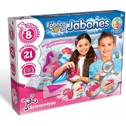 Science4you: Fábrica de jabones | 398481