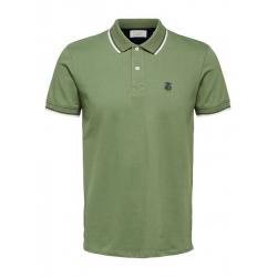 Chollo - Selected Homme Slhnewseason Verde Polo hombre | 16062542