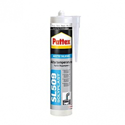 Chollo - Sellador Pattex SL509 Solyplast Alta Temperatura (300ml)