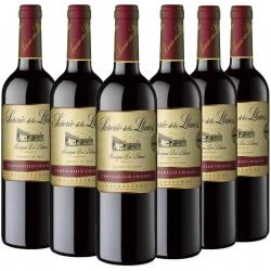 Chollo - Señorío de los Llanos Crianza D.O Valdepeñas Vino tinto Pack 6x 75cl