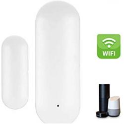 Chollo - Sensor de Puerta y Ventana OwSoo Wi-Fi compatible con Alexa
