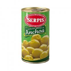 Chollo - Serpis Aceitunas Rellena de Anchoa 350g | 700743