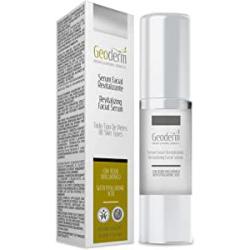 Geoderm Sérum Facial Revitalizante con Ácido Hialurónico 30ml