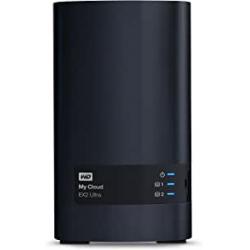Chollo - Servidor NAS 12TB WD My Cloud EX2 Ultra