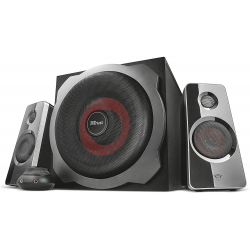 Chollo - Set altavoces Trust GXT 38 Tytan 2.1 Ultimate Bass 60W