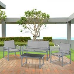 Chollo - Set de Muebles de Jardin Mc Haus Prince Pavia (EXM4323G)