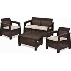 Chollo - Set de Muebles Keter Corfu