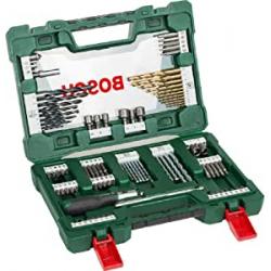Chollo - Set de puntas y brocas Bosch V-Line 91 piezas - 2607017195