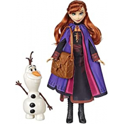 Chollo - Pack Disney Frozen II: Anna y Olaf - Hasbro E6661