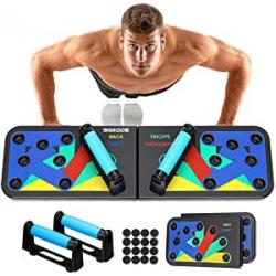 Chollo - Sgodde Push Up Board Tabla de flexiones 12 en 1
