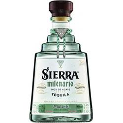 Chollo - Sierra Milenario Fumado 100% de Agave Tequila 70cl